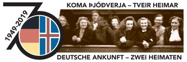 Auswandern nach Island - deutsche Frauen vor 70 Jahren