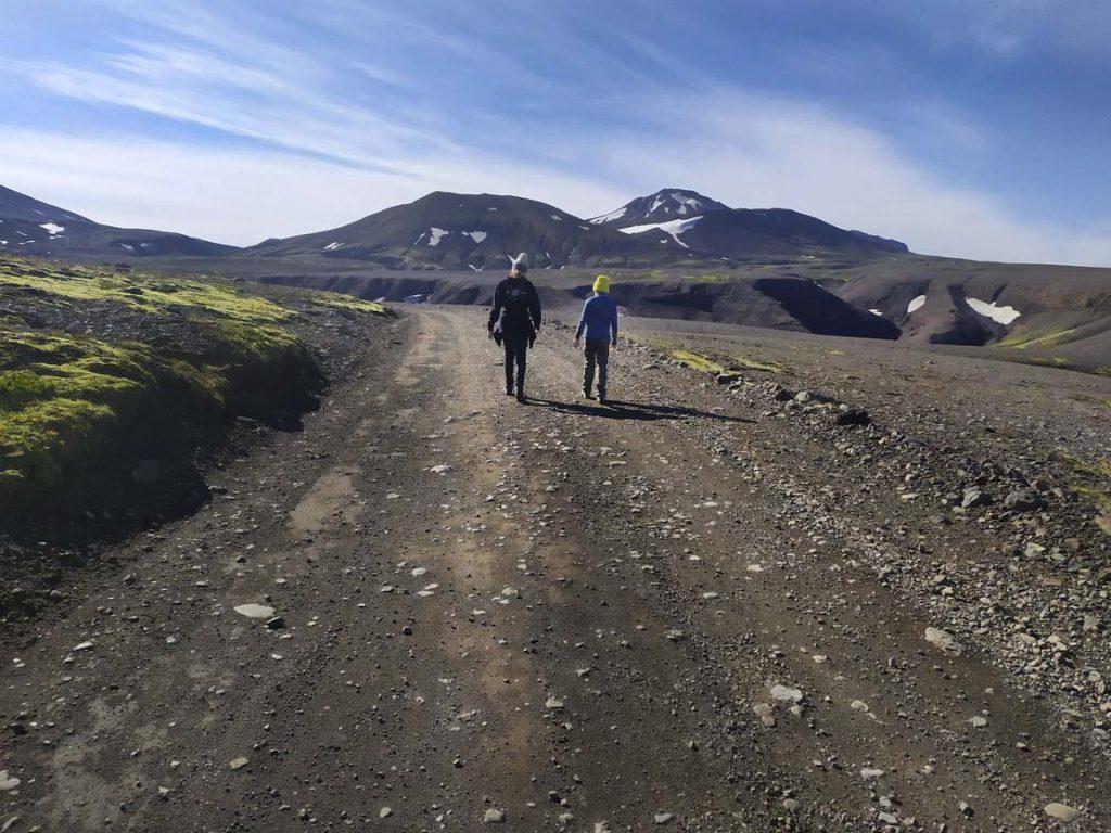 Wandern in Kerlingarfjoll
