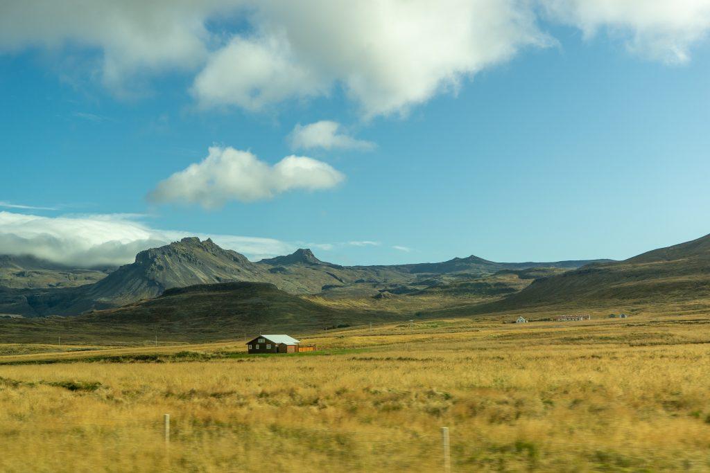 Mai in Island: Die Natur erwacht.