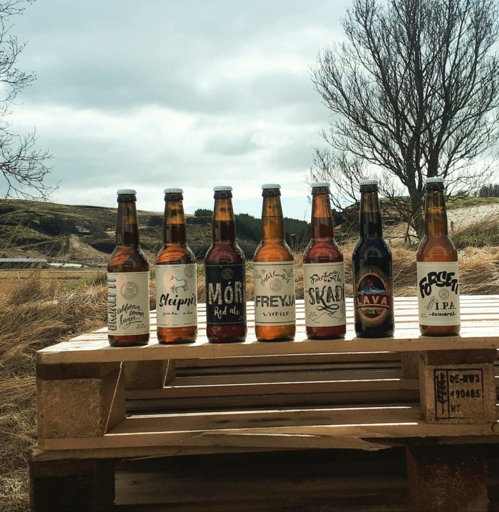 Biergenuss im Golden Circle: Die Brauerei Ölvisholt