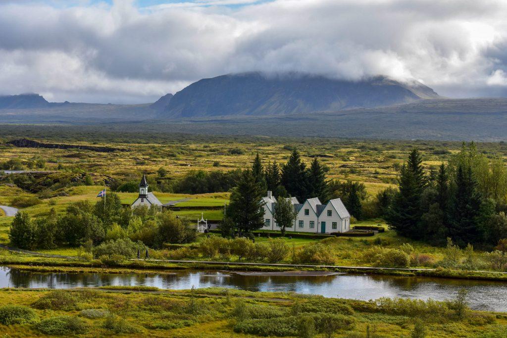 Highlight in Islands Süden: der Nationalpark Þingvellir.