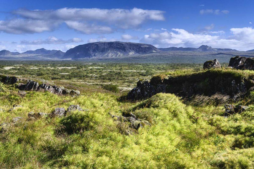 Nationalpark Thingvellir, Island, Golden Circle