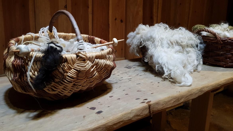 Wolle aus Island